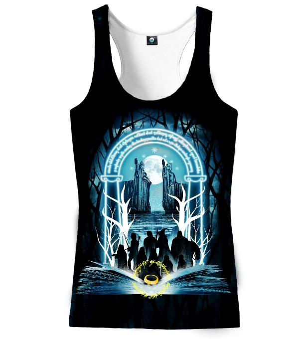 THE FELLOWSHIP TANK TOP Thumbnail 1
