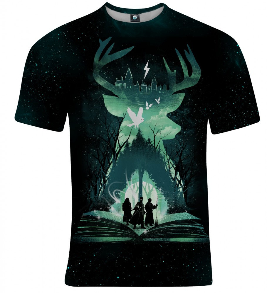 Aloha From Deer, T-SHIRT THE GUIDE Zdjęcie $i