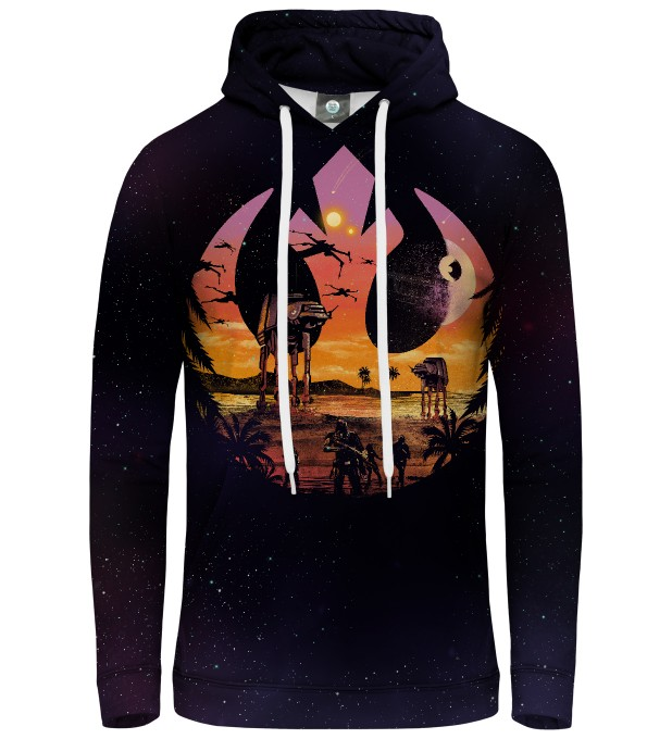 THE RESISTANCE HOODIE Thumbnail 1