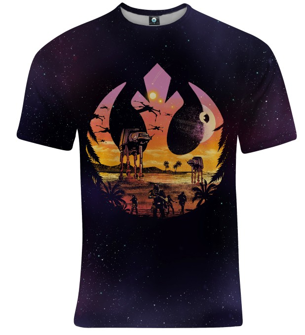 THE RESISTANCE T-SHIRT Thumbnail 1