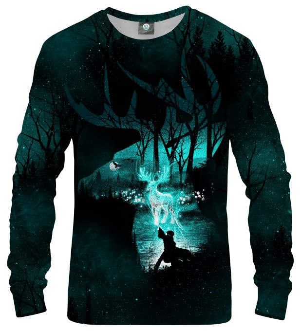 THE STAG SWEATSHIRT Thumbnail 1