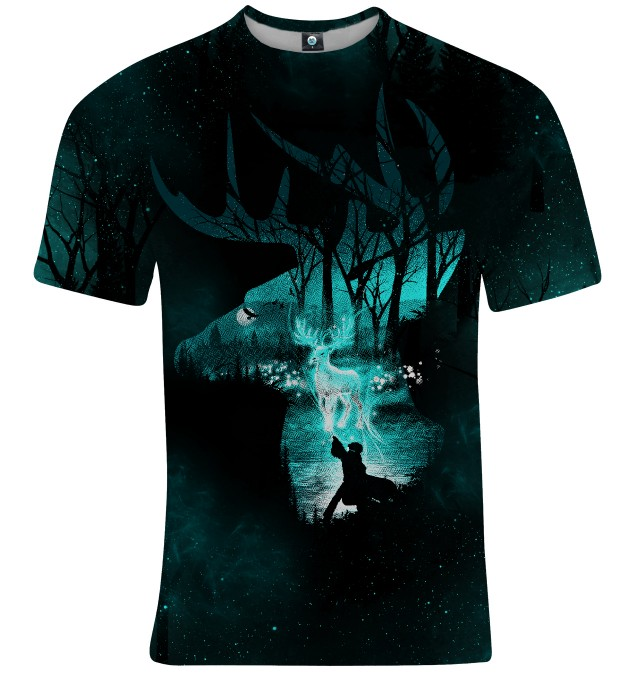 THE STAG T-SHIRT Thumbnail 1