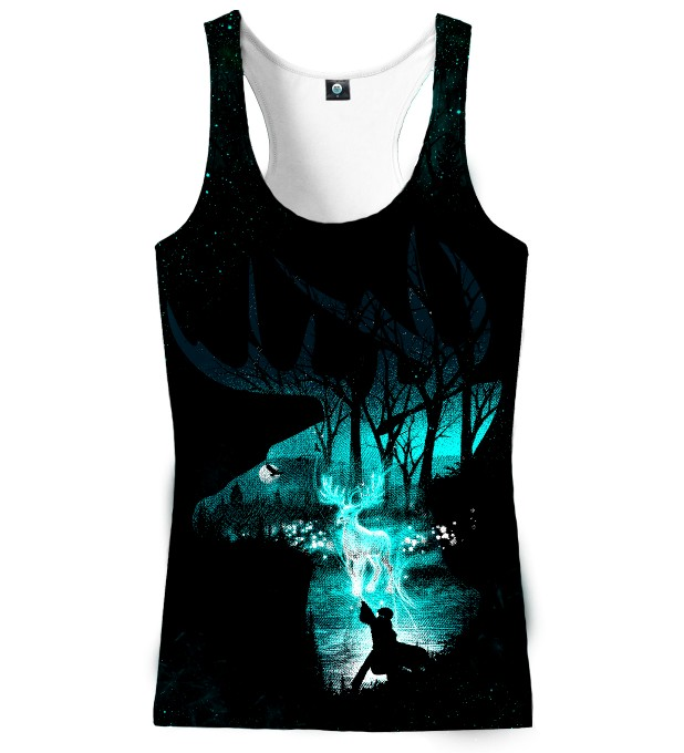 THE STAG TANK TOP Thumbnail 1