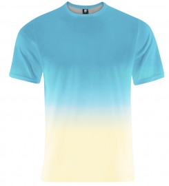 Aloha From Deer, DESERT OMBRE T-SHIRT Thumbnail $i