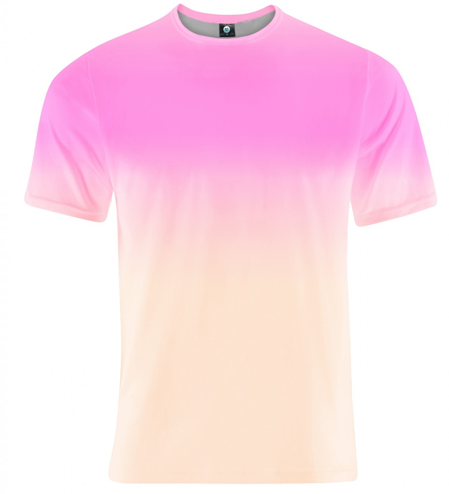 Aloha From Deer, CANDY OMBRE T-SHIRT Image $i