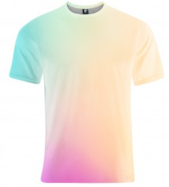 Aloha From Deer, COLORFUL OMBRE T-SHIRT Thumbnail $i