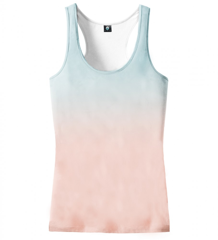 Aloha From Deer, OMBRE TANK TOP Image $i