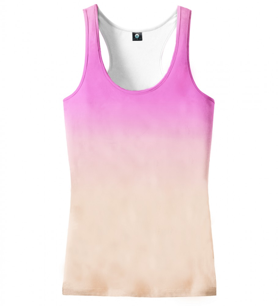 Aloha From Deer, CANDY OMBRE TANK TOP Image $i