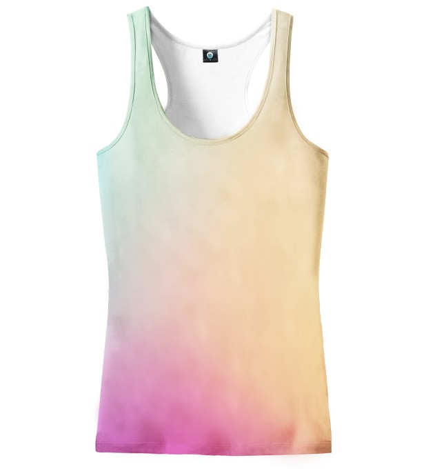 COLORFUL OMBRE TANK TOP Thumbnail 1