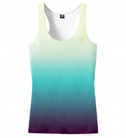 Aloha From Deer, SOAKING WET OMBRE TANK TOP Thumbnail $i