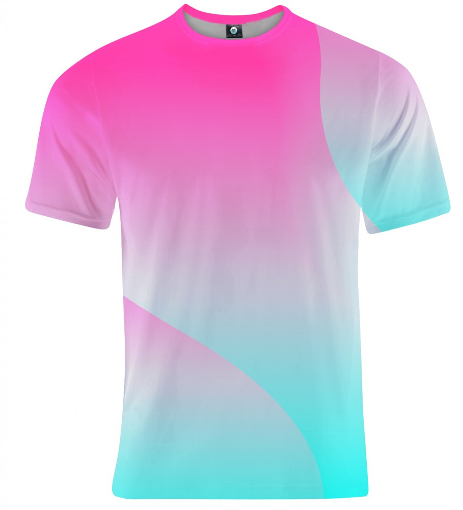 Aloha From Deer, DREAMY OMBRE T-SHIRT Image $i