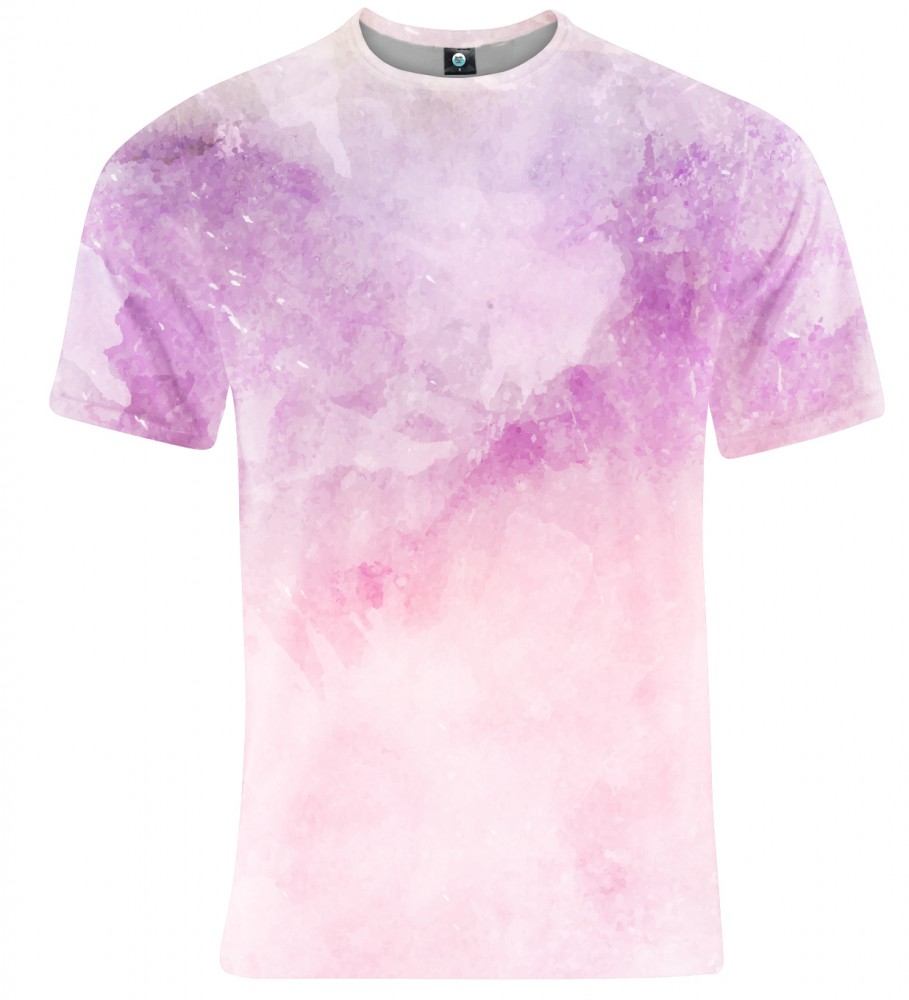 Aloha From Deer, MIDNIGHT WATERCOLOR T-SHIRT Image $i