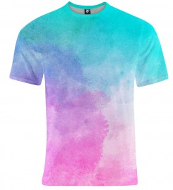 Aloha From Deer, OMBRE WATERCOLOR T-SHIRT Thumbnail $i