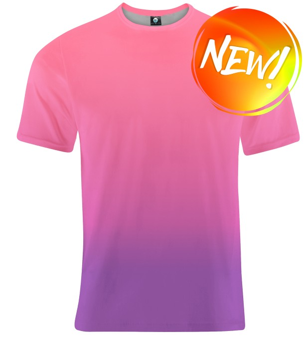 MIDNIGHT OMBRE T-SHIRT Thumbnail 1