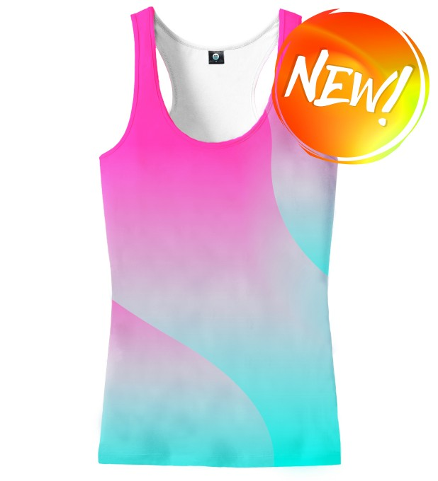 DREAMY OMBRE TANK TOP Miniatury 1