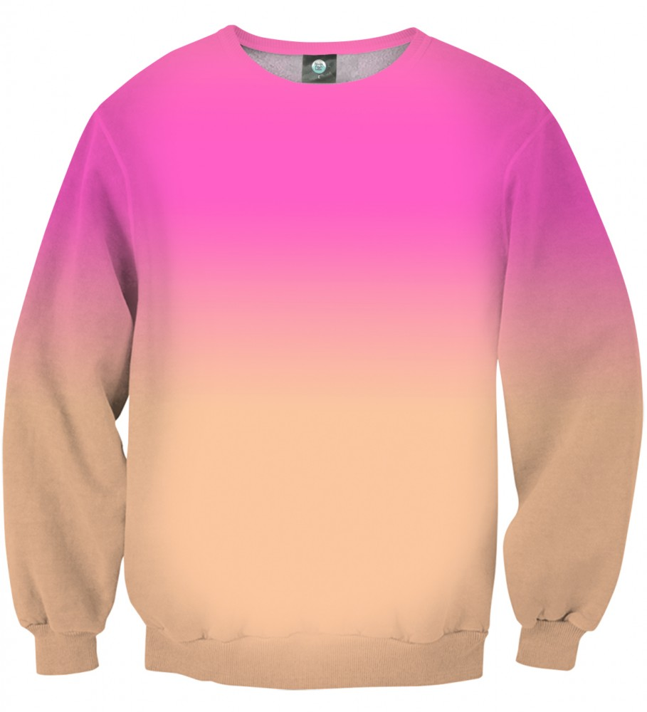 Aloha From Deer, CANDY OMBRE SWEATER Image $i