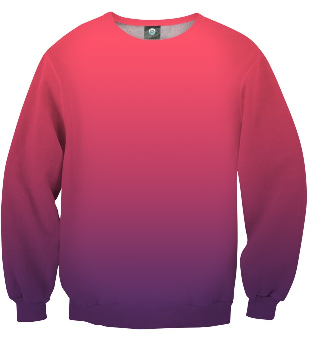 MIDNIGHT OMBRE SWEATSHIRT Thumbnail 1