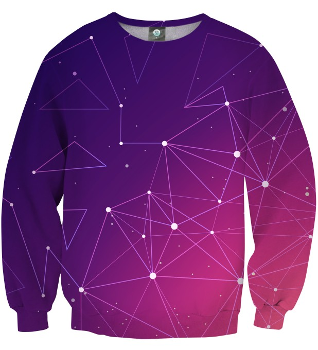 CONSTELATIONS OMBRE SWEATSHIRT Thumbnail 1