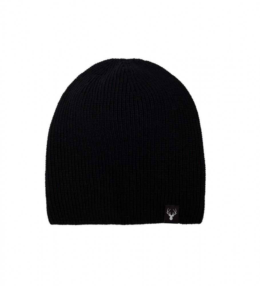 Aloha From Deer, BLACK DEER BEANIE Image $i