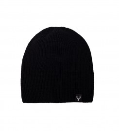 Aloha From Deer, BLACK DEER BEANIE Thumbnail $i