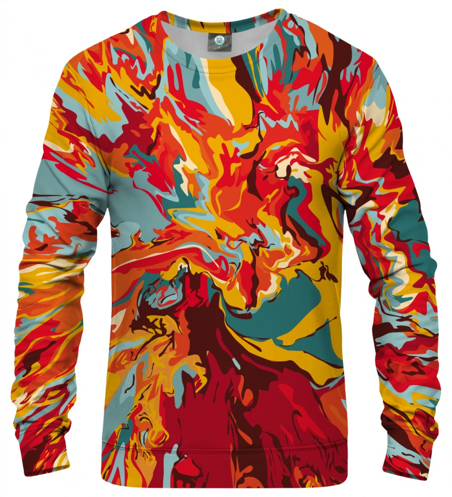 Aloha From Deer, ARTISTIC MADNESS SWEATSHIRT Image $i