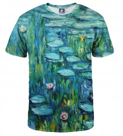 Aloha From Deer, WATER LILLIES T-SHIRT Thumbnail $i