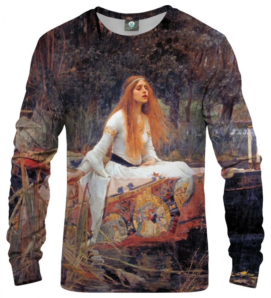 Aloha From Deer, LADY OF SHALOTT SWEATSHIRT Image $i