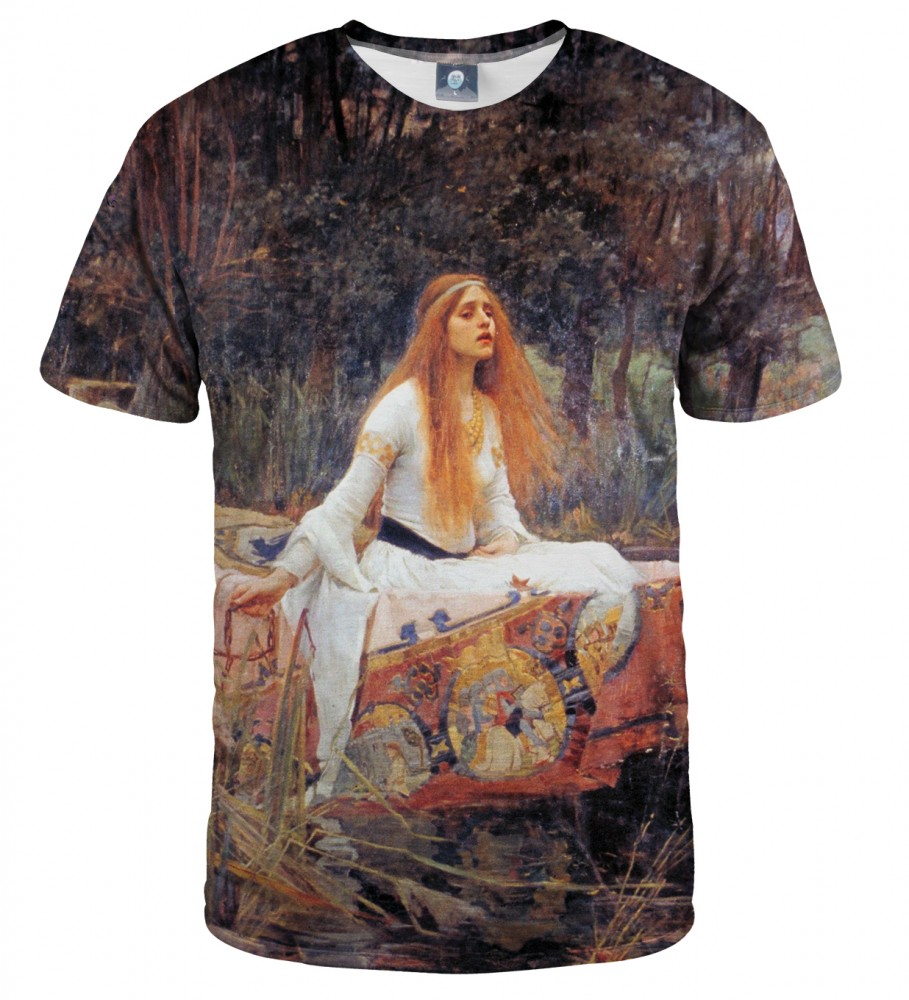 Aloha From Deer, LADY OF SHALOTT T-SHIRT Image $i