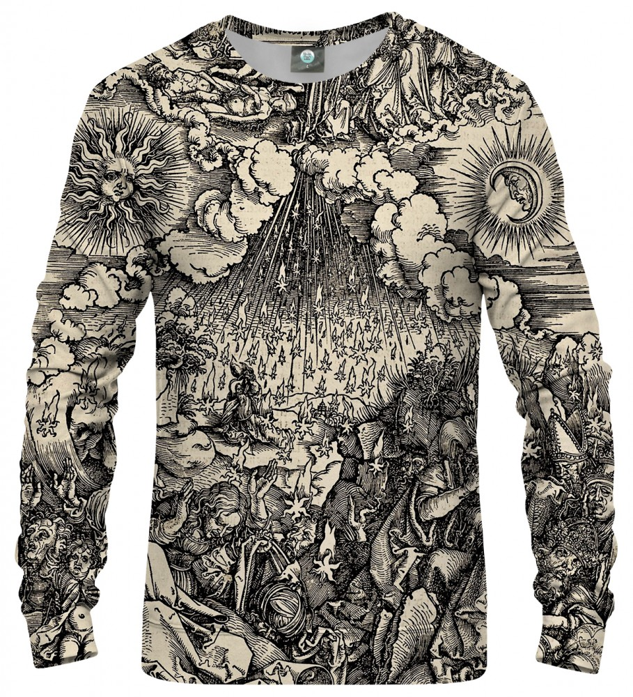 Aloha From Deer, DURER SERIES - FIFTH SEAL SWEATSHIRT Image $i