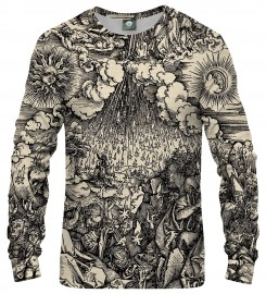 Aloha From Deer, DURER SERIES - FIFTH SEAL SWEATSHIRT Thumbnail $i