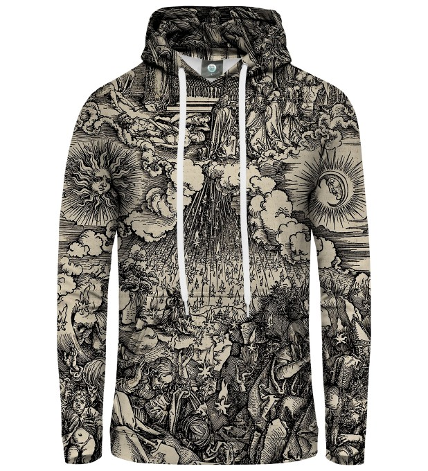 DURER SERIES - FIFTH SEAL HOODIE Thumbnail 1