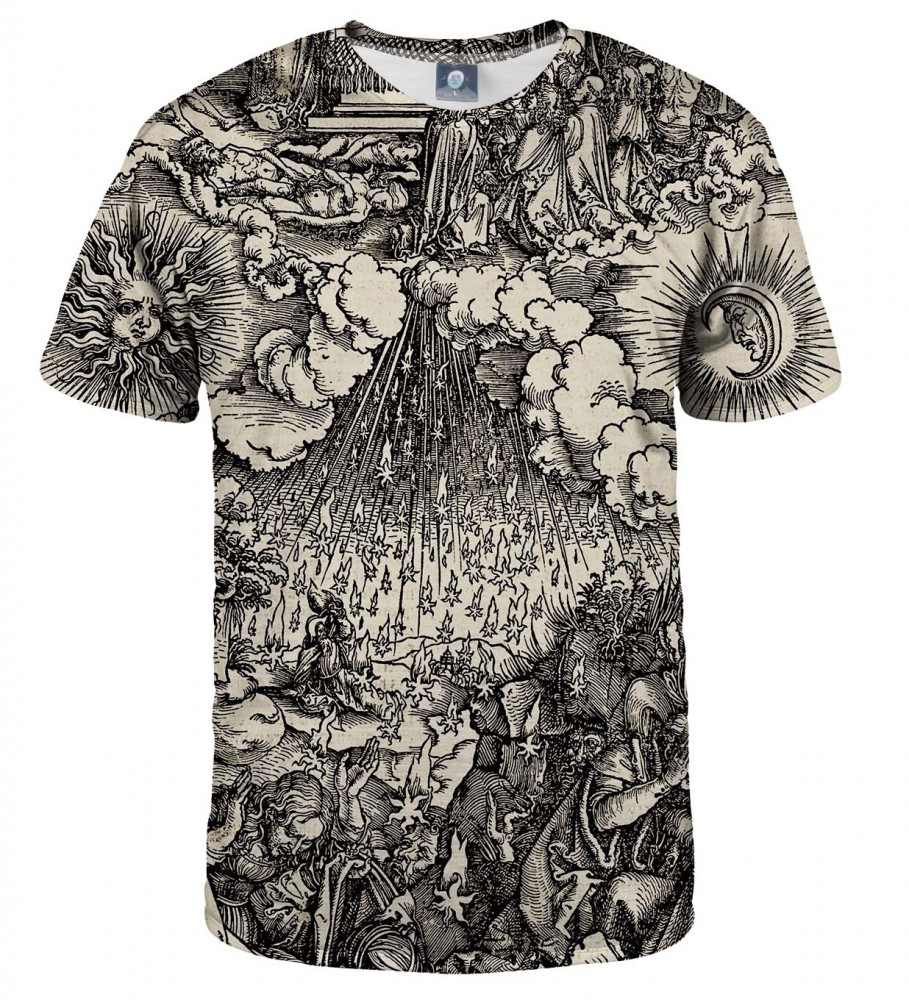 Aloha From Deer, DURER SERIES - FIFTH SEAL T-SHIRT Image $i