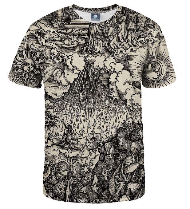 T-SHIRT DURER SERIES - FIFTH SEAL Miniatury 1