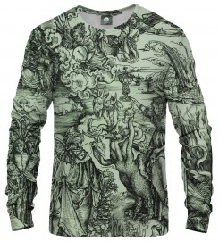 Aloha From Deer, DURER SERIES - APOCALYPSE SWEATSHIRT Thumbnail $i
