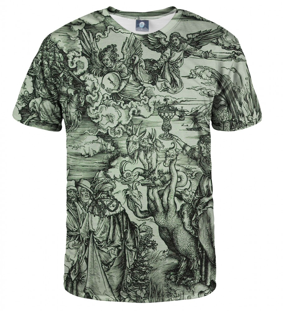 Aloha From Deer, DURER SERIES - APOCALYPSE T-SHIRT Image $i