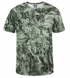 Aloha From Deer, DURER SERIES - APOCALYPSE T-SHIRT Thumbnail $i