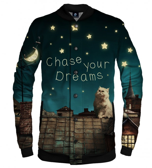 DREAMING BASEBALL JACKET Thumbnail 1