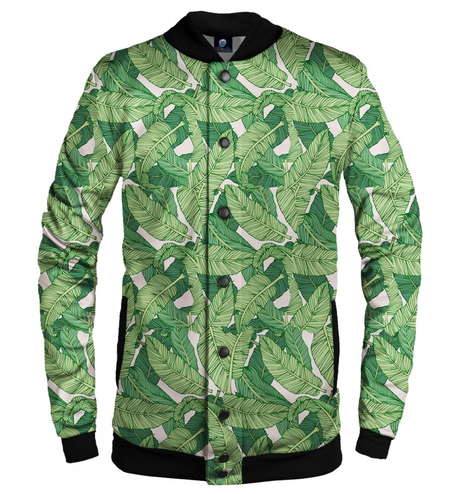Aloha From Deer, WASTELAND BASEBALL JACKET Image $i