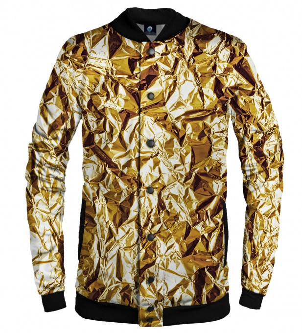 GOLDEN BASEBALL JACKET Thumbnail 1