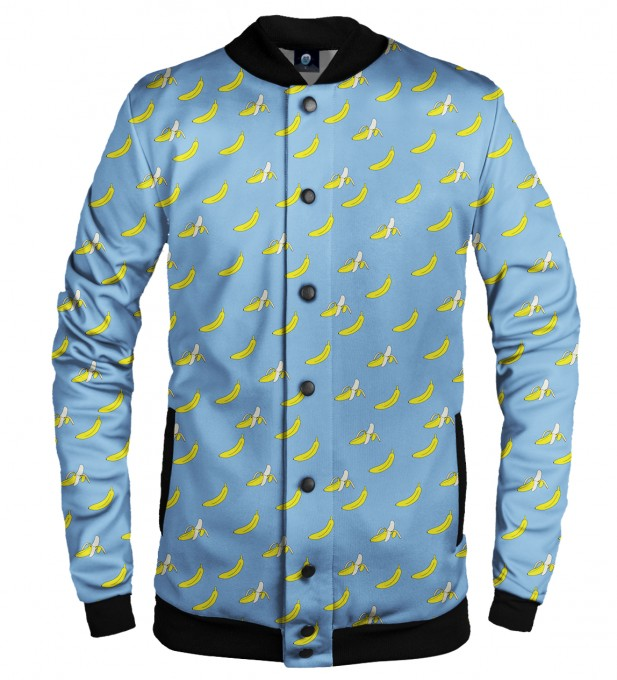 BANANA HEAVEN BASEBALL JACKET Thumbnail 1