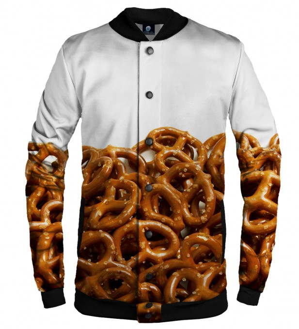 PRETZELLZ BASEBALL JACKET Thumbnail 1