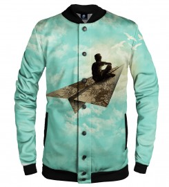 Aloha From Deer, DREAMER BASEBALL JACKET Thumbnail $i