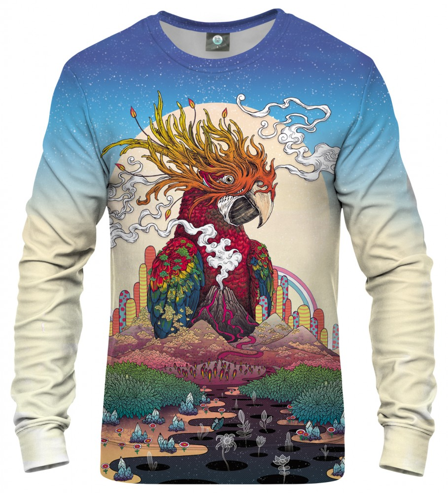 Aloha From Deer, Borderland SWEATSHIRT Image $i