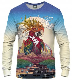 Aloha From Deer, Borderland SWEATSHIRT Thumbnail $i