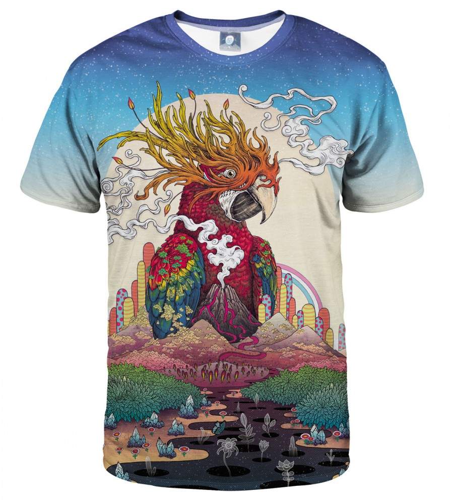 Aloha From Deer, BORDERLAND T-SHIRT Image $i
