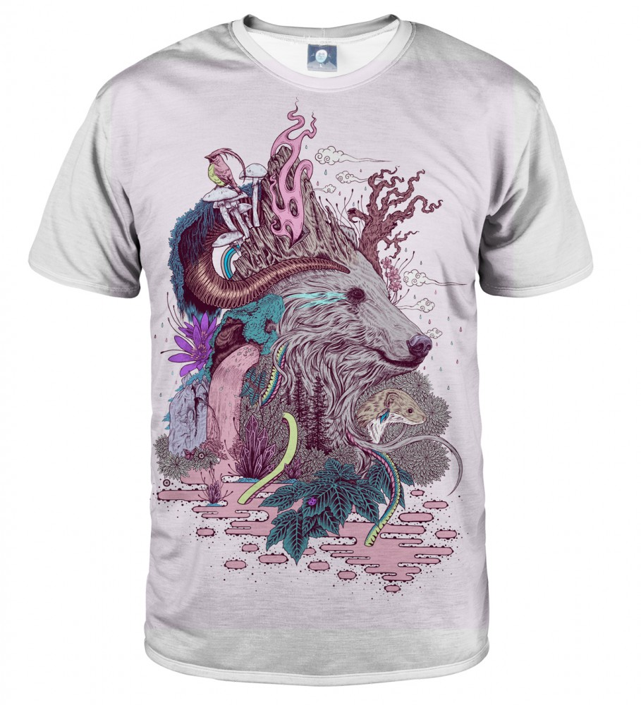 Aloha From Deer, FOREST WARDEN T-SHIRT Image $i