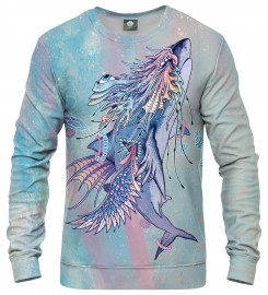 Aloha From Deer, JOURNEYING SPIRIT - SHARK SWEATSHIRT Thumbnail $i