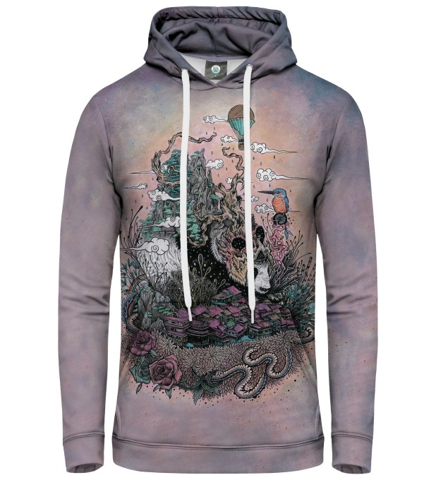 LAND OF THE SLEEPING GIANT HOODIE Thumbnail 1
