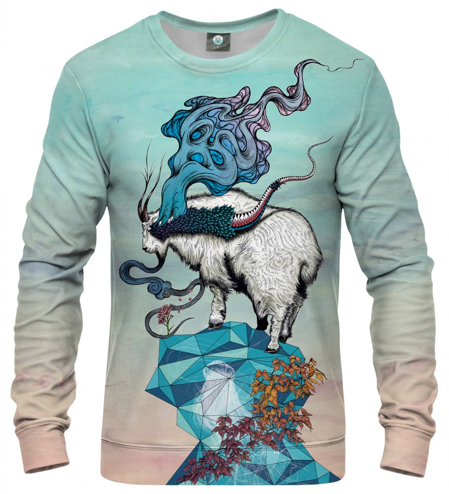 Aloha From Deer, SEEKING NEW HEIGHTS SWEATSHIRT Image $i