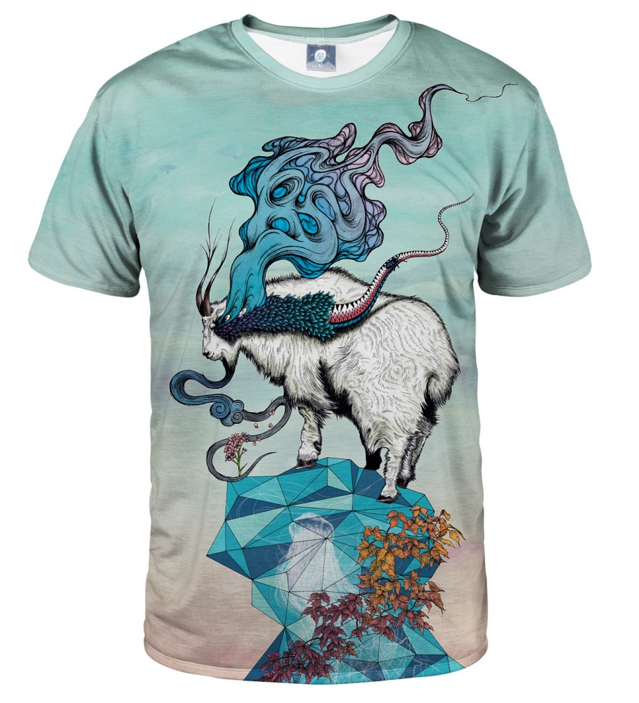 Aloha From Deer, SEEKING NEW HEIGHTS T-SHIRT Image $i